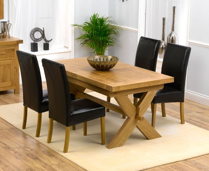 Give Your Dining Room An Amazing Look With Oak Dining Room Cool Dining Room Chairs Oak Design Inspiration