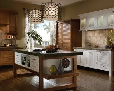 Colonial Kitchen Cabinets need pics of tropical/caribbean/british colonial kitchens