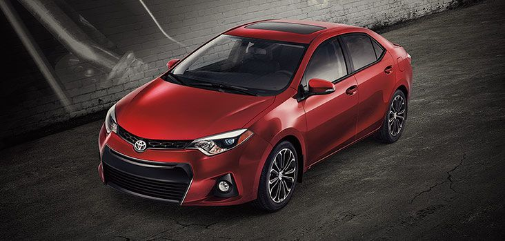 Toyota Canada Corolla Gallery