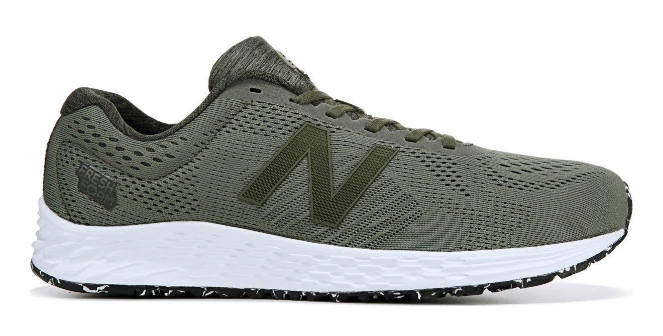 fd8f85176 New Balance Fresh Foam Arishi Medium/X-Wide Running Shoe Olive/White/