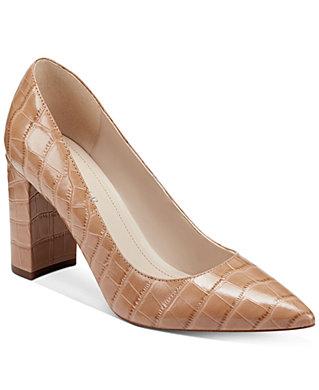 Tan/Beige High Heels - Macy's in 2020