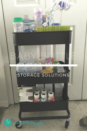 Baby Bottle Storage Solutions