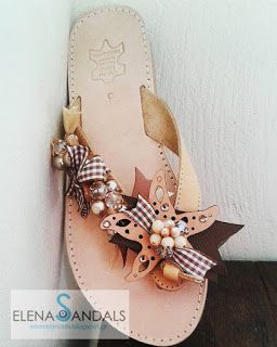 4dd039e62f2 elenas sandals: Σανδάλια 2016 | ideas | Sandals, Beaded sandals y ...