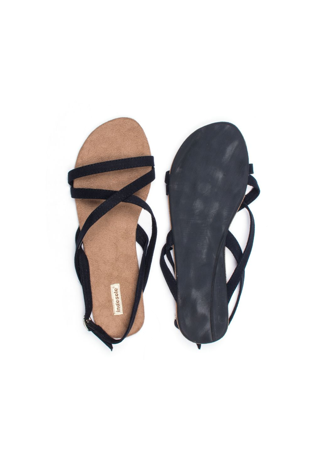0e276279a The handmade Indosole Biku sandal is a unique combination of function and  style. Strappy and