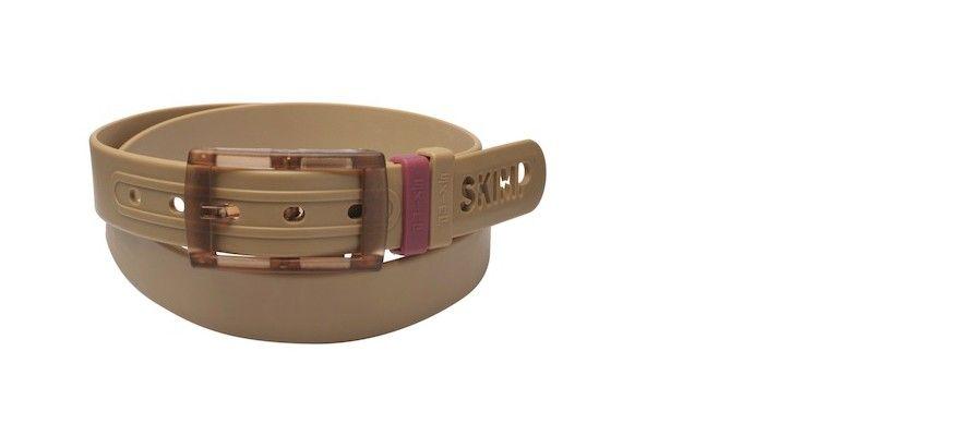 Brown Plastic Belt   Ceinture Plastique Marron Only about  45 or 35 ... 3572957f700