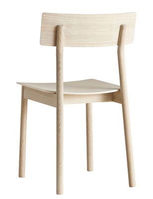Woud Pause Chair Natural Wood Made In Design Uk Chair Design Dining Chairs