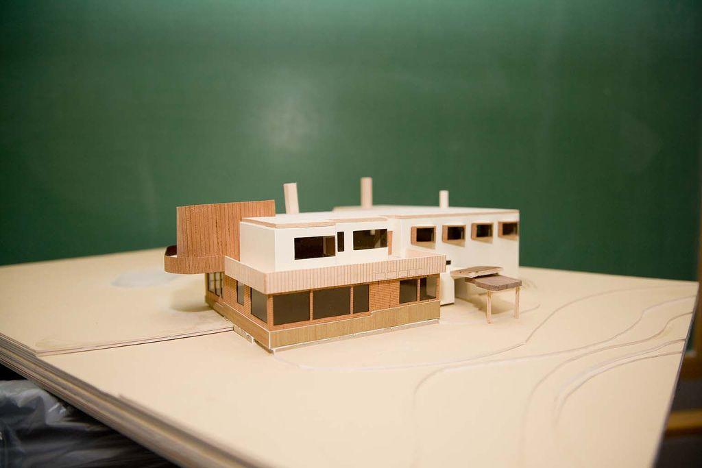 Alvar Aalto,villa mairea model | Villa Mairea (1937-1939