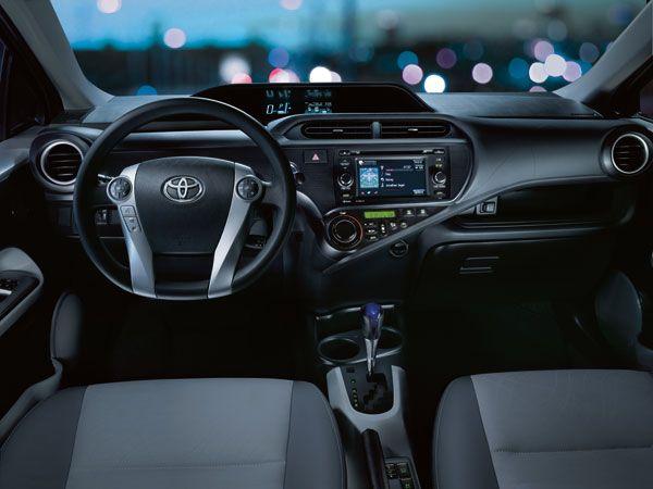2013 Toyota Prius C Interior Toyota Prius Interior Toyota Prius