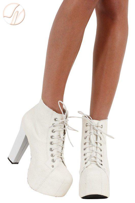 Tronchetti Tacchi alti con lacci   scarpe    Pinterest   scarpe scarpe, Stivali   78268f