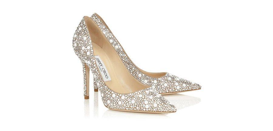 Super Stylish Wedding Shoes For A Fashionista Bride