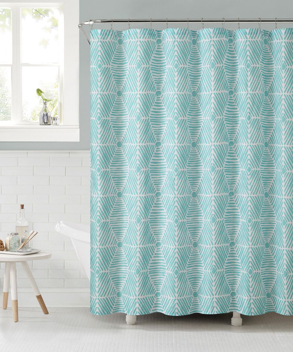 Sailcloth Single Shower Curtain Curtains Sailing Outfit Kids Bath