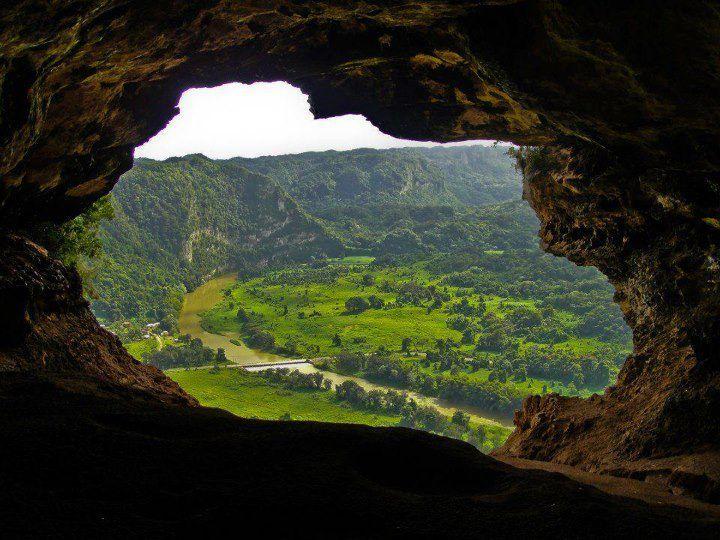 Cueva de la ventana, Puerto Rico