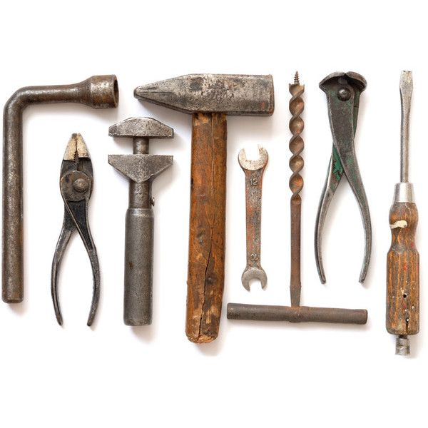 old-tools.jpg (JPEG Image, 872×584 pixels) ❤ liked on Polyvore featuring fillers and tools