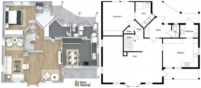 Home Designer House Design Design Create Floor Plan
