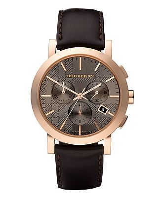 all burberry watches