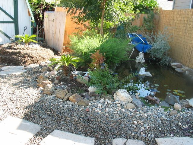 Diy koi pond on pinterest koi ponds koi and water garden for Do it yourself fish pond