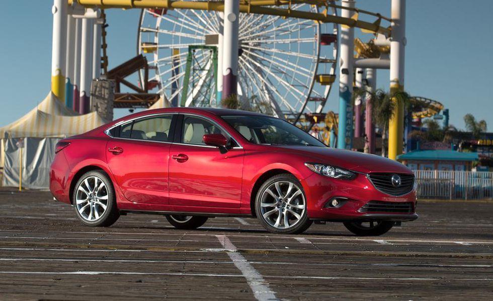 2014 Mazda 6 i Sport Mazda 6, Mazda, Touring