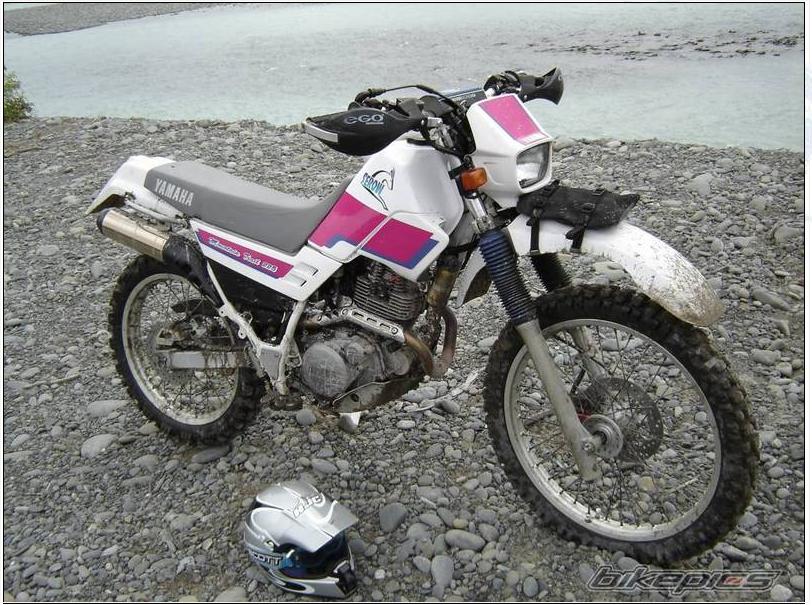 Yamaha Xt225   1993