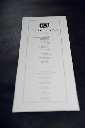 Neodandi F/W 13