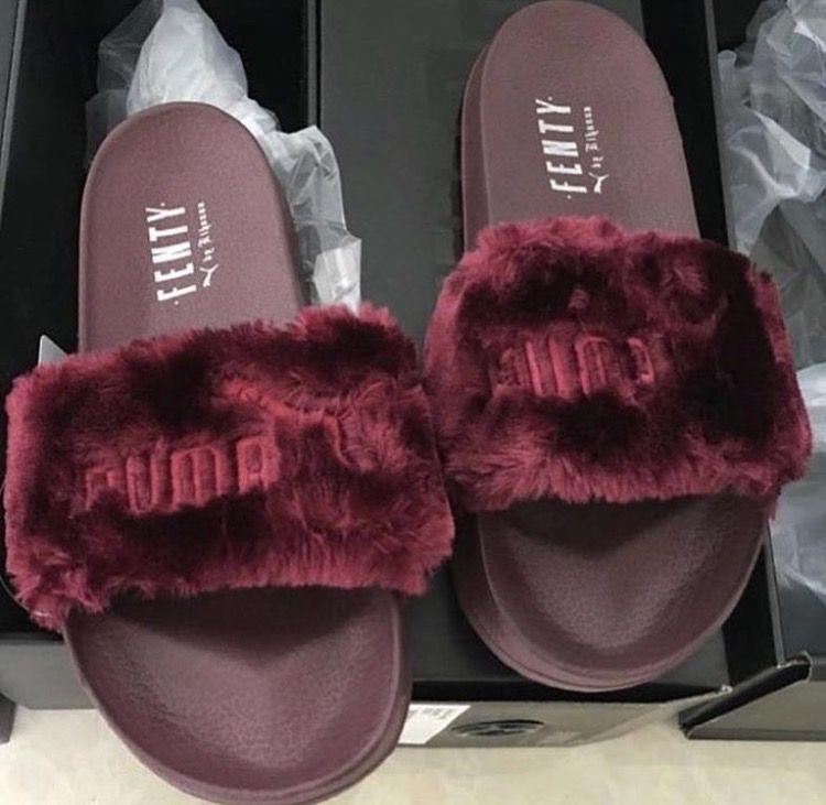 kylie puma sandals