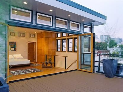 Pin By Onebrokenbutton On Ideas For When We Build Rooftop Design House Design House
