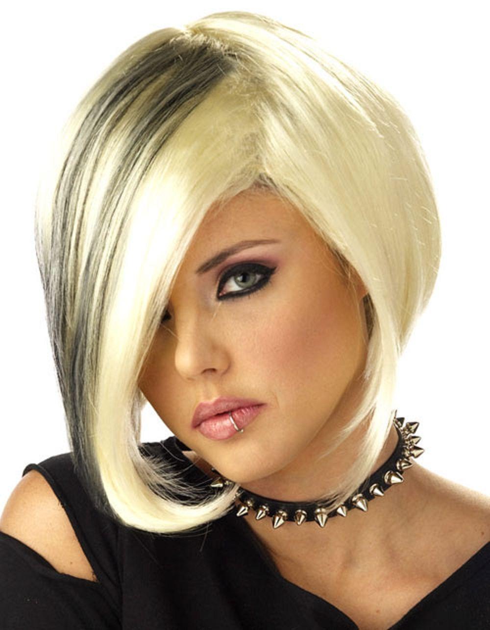 moda renkleri saç modelleri pinterest emo hair color