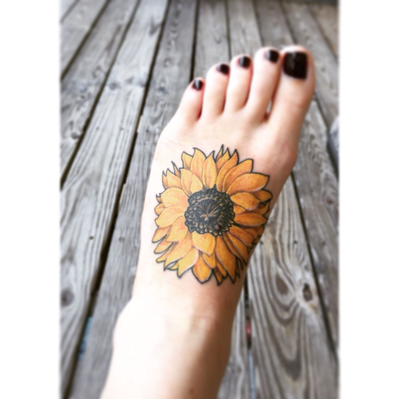 40 vibrant and inspirational sunflower tattoos that will inspire
