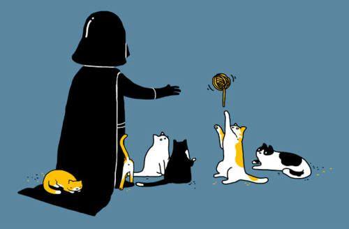 Star Wars Wallpaper Dibujos Kawaii Dibujos De Anime Gatos