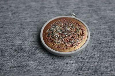 Jewels - Esger: artistic dabblings.#polymerclay #jewelery #handmade