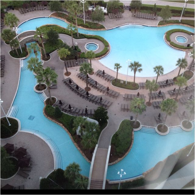 Awesome Orlando Fl Houses For Rent Apartments: Orlando Hilton Bonnet Creek Lazy River