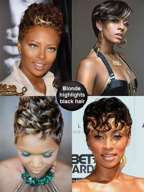 45 Hottest Blonde Hairstyles For Black Women Short Hair