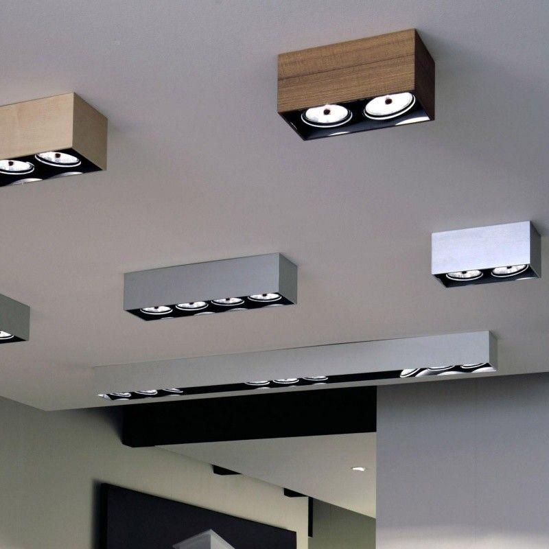 Compass Box 4 Deckenleuchte Flos Deckenleuchten Leuchten - deckenleuchte für küche