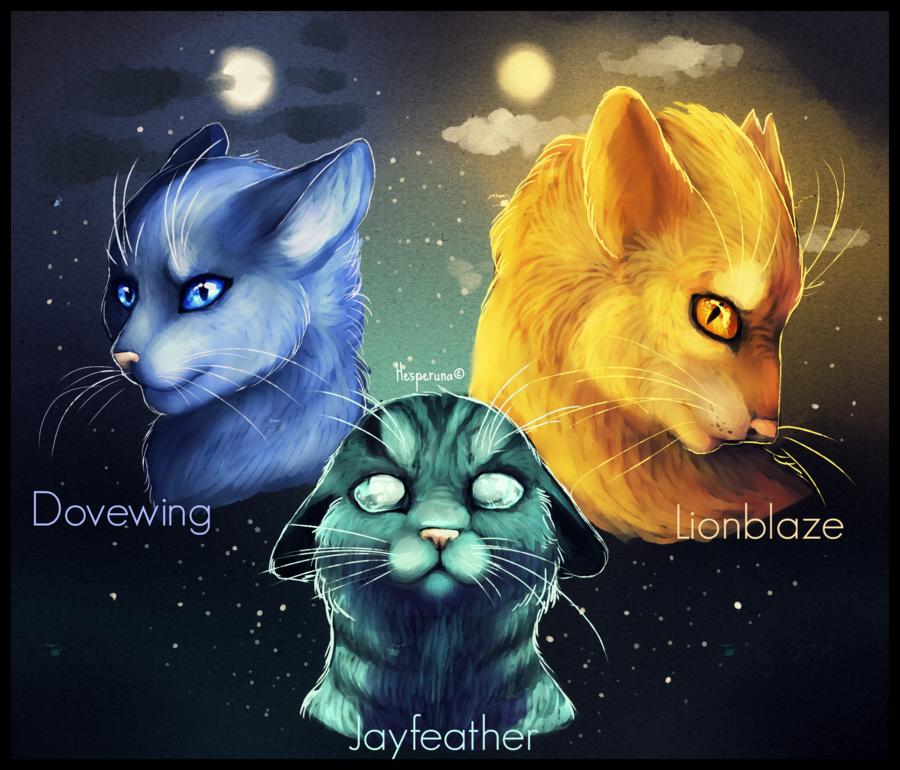 Power of Three by Hesperuna on DeviantArt