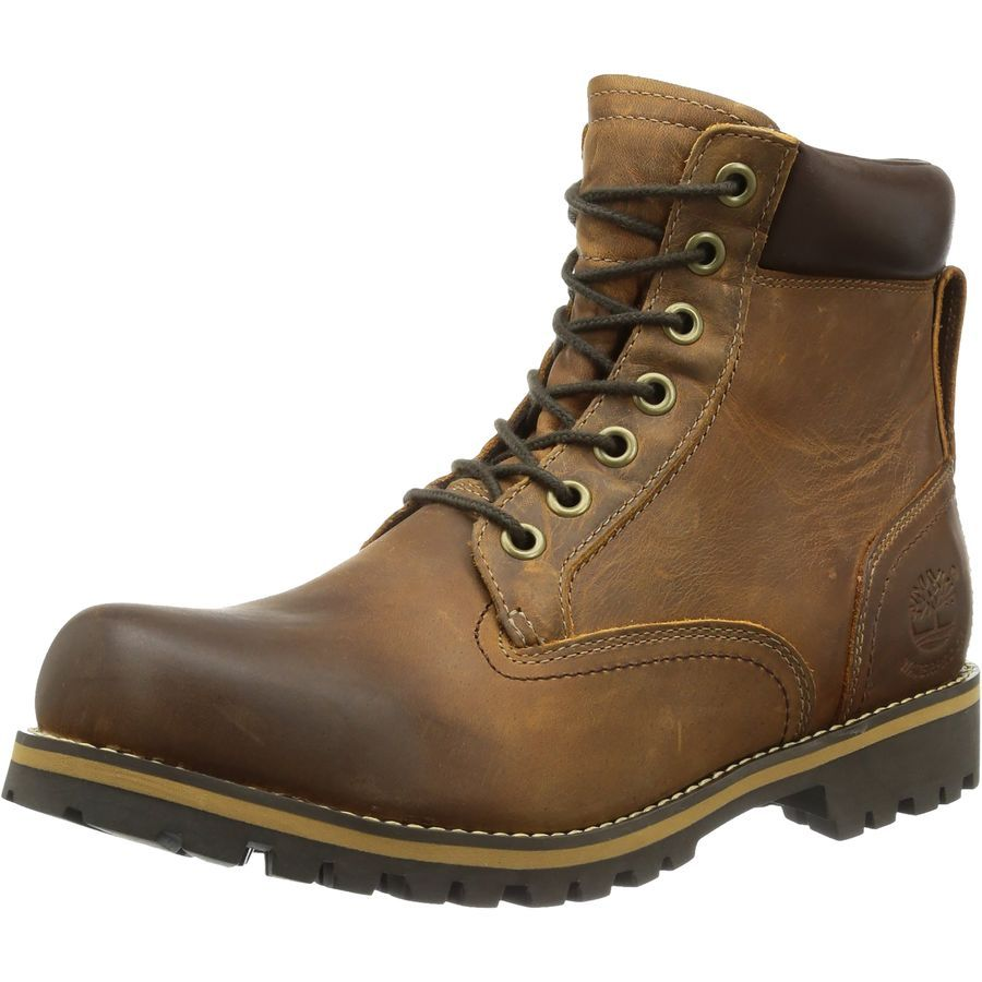 farmacéutico femenino simpático  Earthkeepers Rugged Waterproof 6in Plain Toe Boot - Men's | Boots, Timberland  boots mens, Boots men