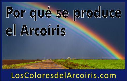 Pin En Informacion Sobre Arcoiris
