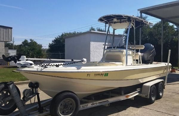 Used 2004 Scout Boats 22 Bay Scout Orlando Fl 32819