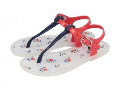 de3e7ceb9e Gioseppo Detské Sandále Alva Blanco