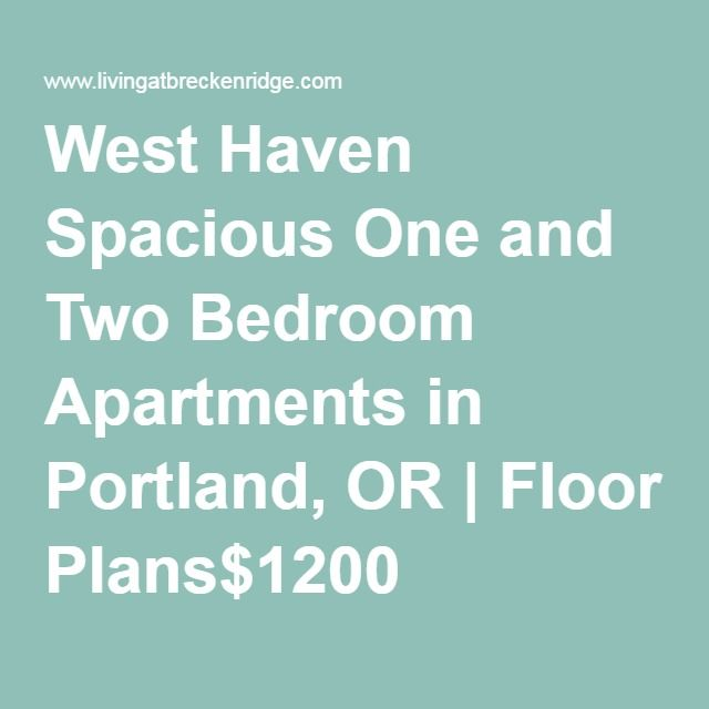 West Haven Spacious One and Two Bedroom Apartments in ...