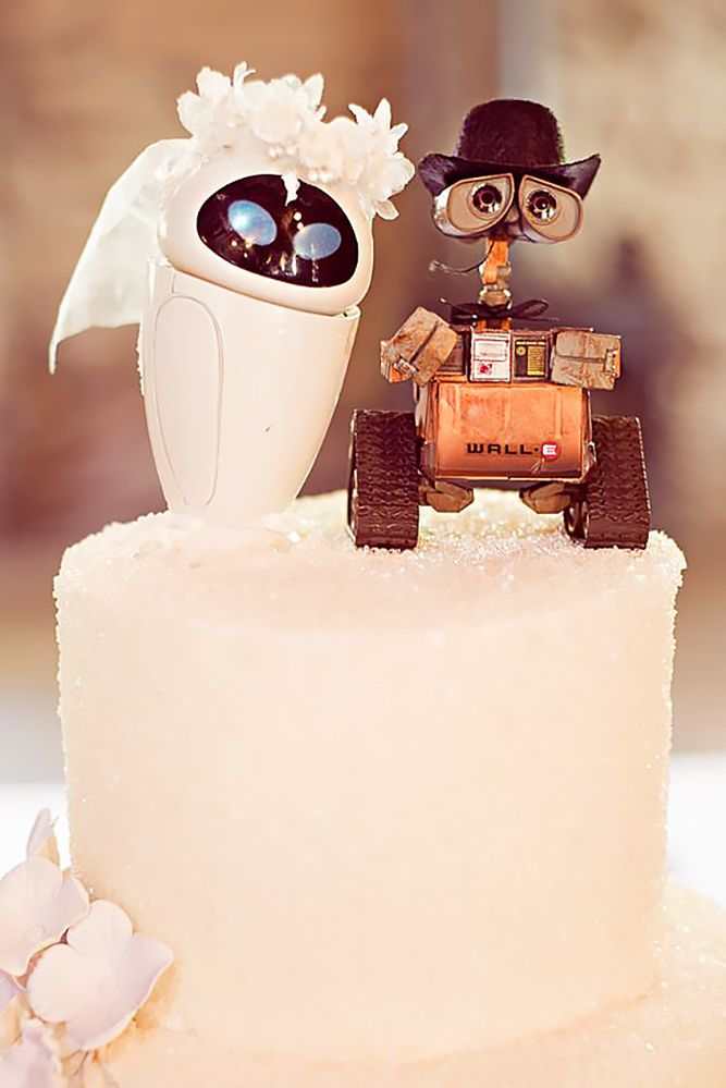 24 Creative Wedding Cake Topper Inspiration Ideas Funny Wedding
