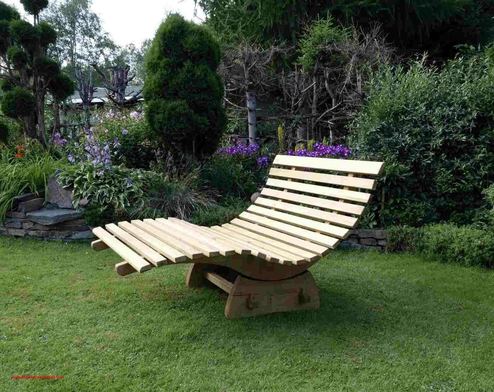 34 Elegant Holzliege Garten Garten Gallerie Ideen Outdoor Chairs
