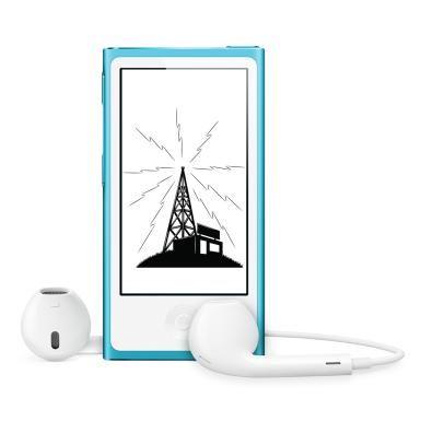 Tune In Fm Radio Using An Ipod Nano Radios Ipod And Ipod Nano