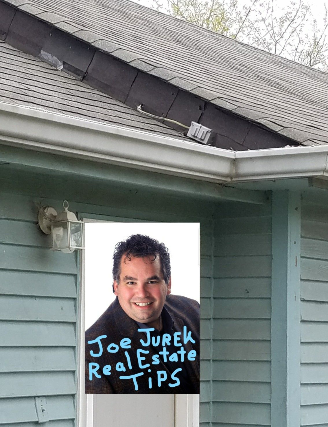 Joe Jurek Real Estate Tips Electrical Outlet On Roof In Real Estate You May Find Some Houses With Renov Real Estate Tips Real Estate Real Estate Investing