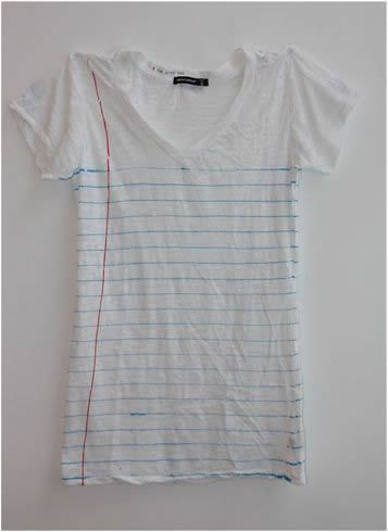 Loose Leaf t-shirt by E is for Effort