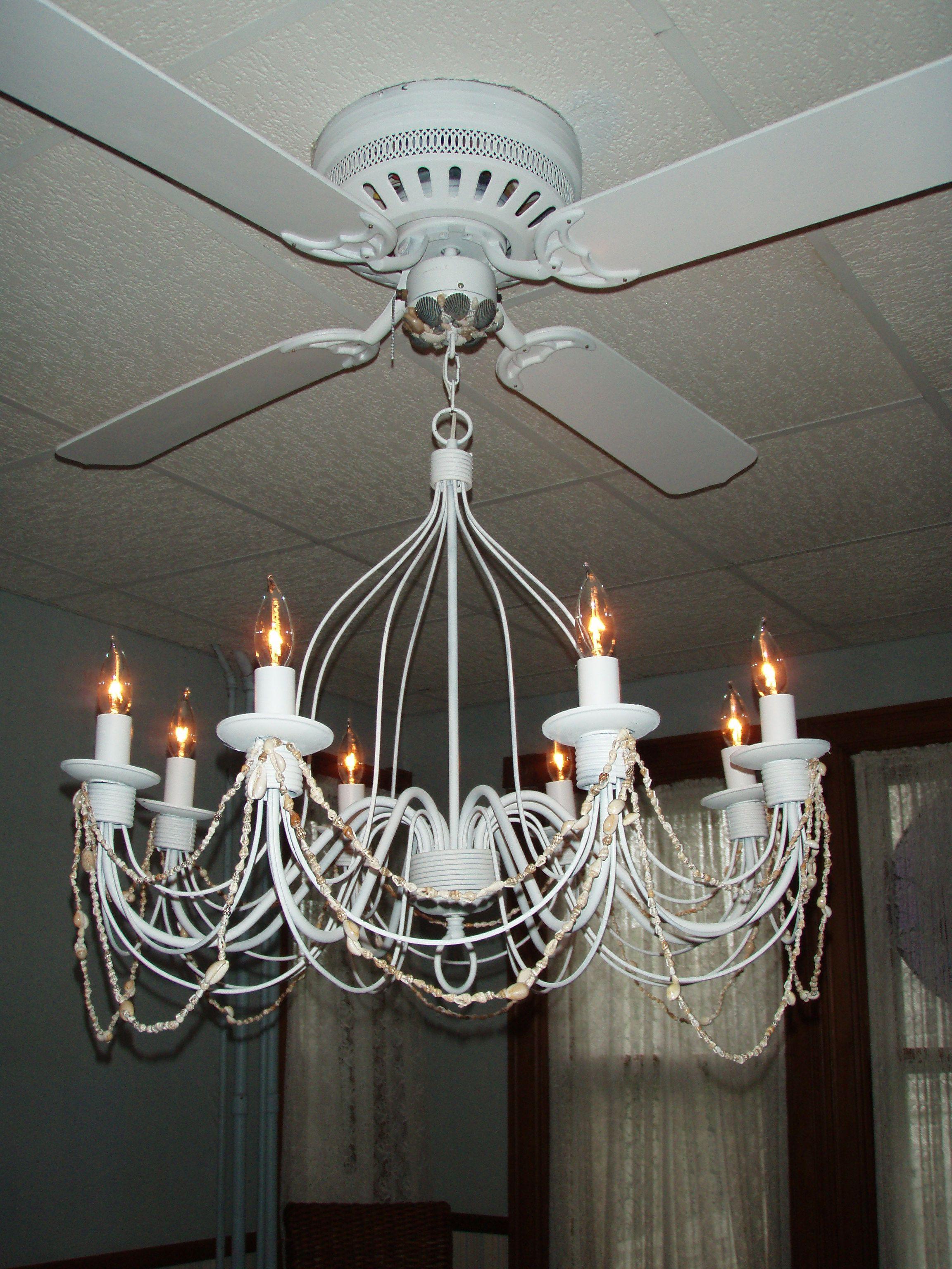 ceiling fan with chandelier - http://www.ltgent.com/ceiling-fan ...