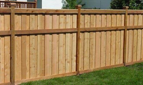 Wood Fences Vinyl Fencing Mn Wood Fences Pinterest