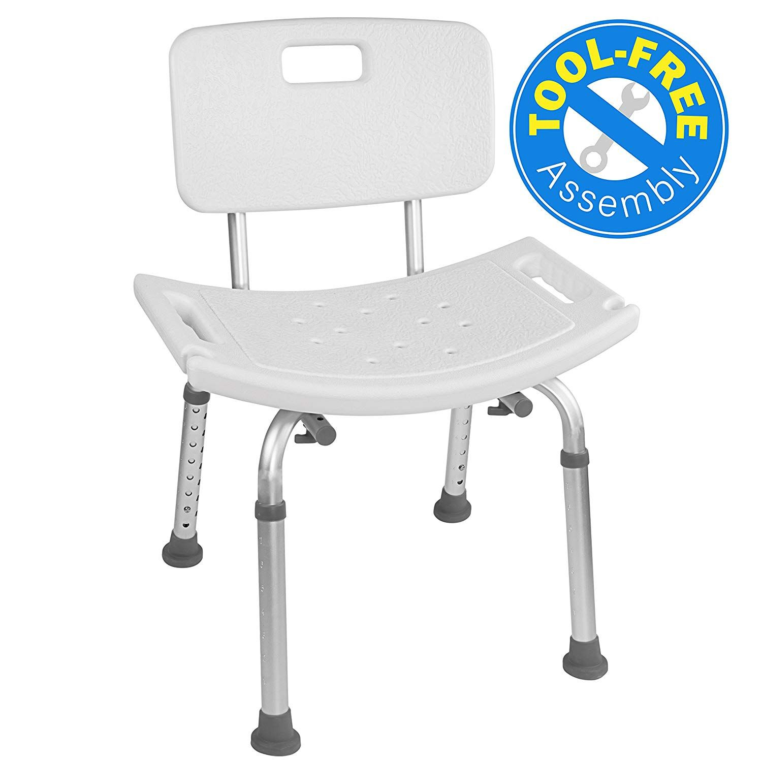 Best Shower Chair Reviews In 2020 Shower Chairs For Elderly Portable Shower Chair Shower Chair
