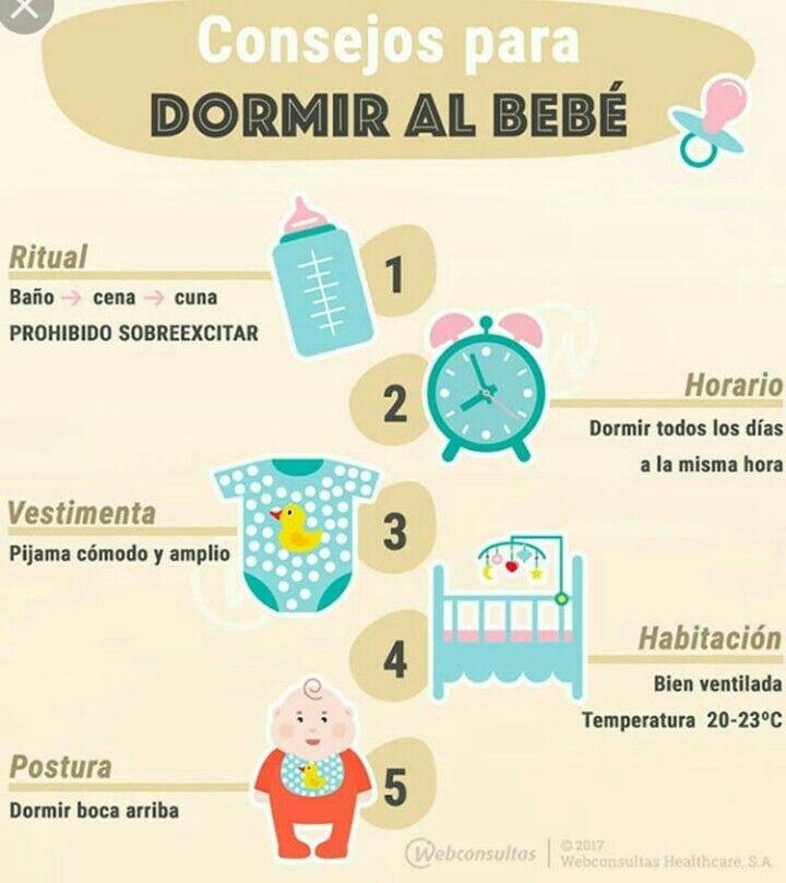 Para Dormir Feliz Dormir Bebe Cuidados De Bebes Bebe