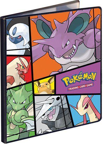 Ultra PRO POKEMON - Combo Album - 9 POCKET PORTFOLIO (Pokemon Trading Card Album /  sc 1 st  Pinterest & Ultra PRO POKEMON - Combo Album - 9 POCKET PORTFOLIO (Pokemon ...