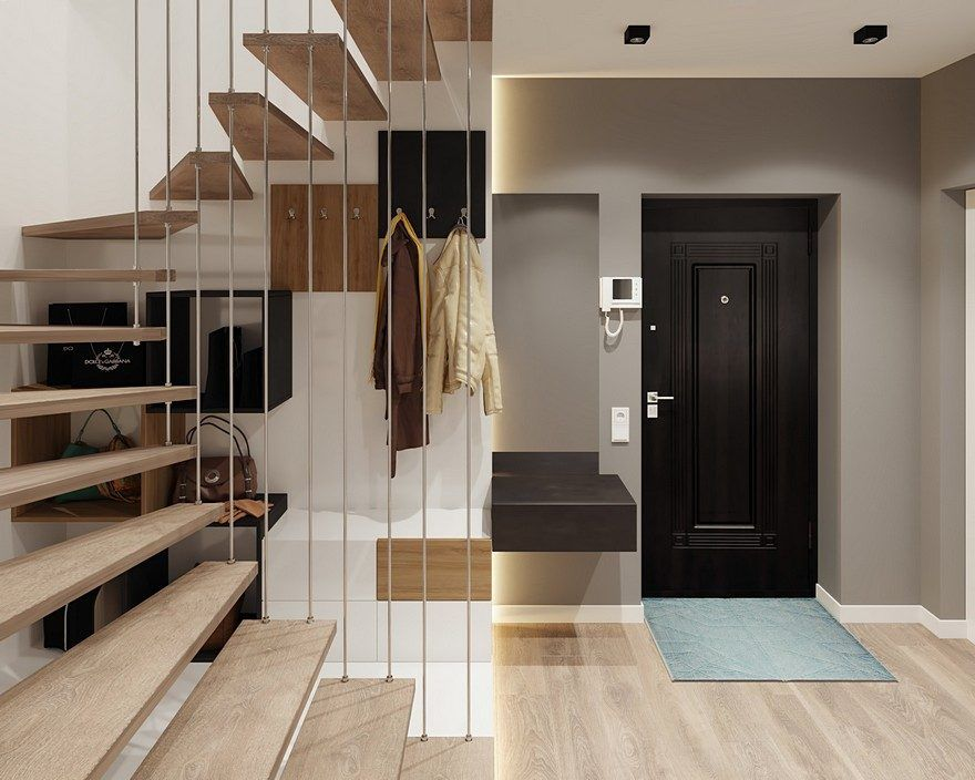 Lviv Duplex Apartment Designed By Leopolis For A Young Active