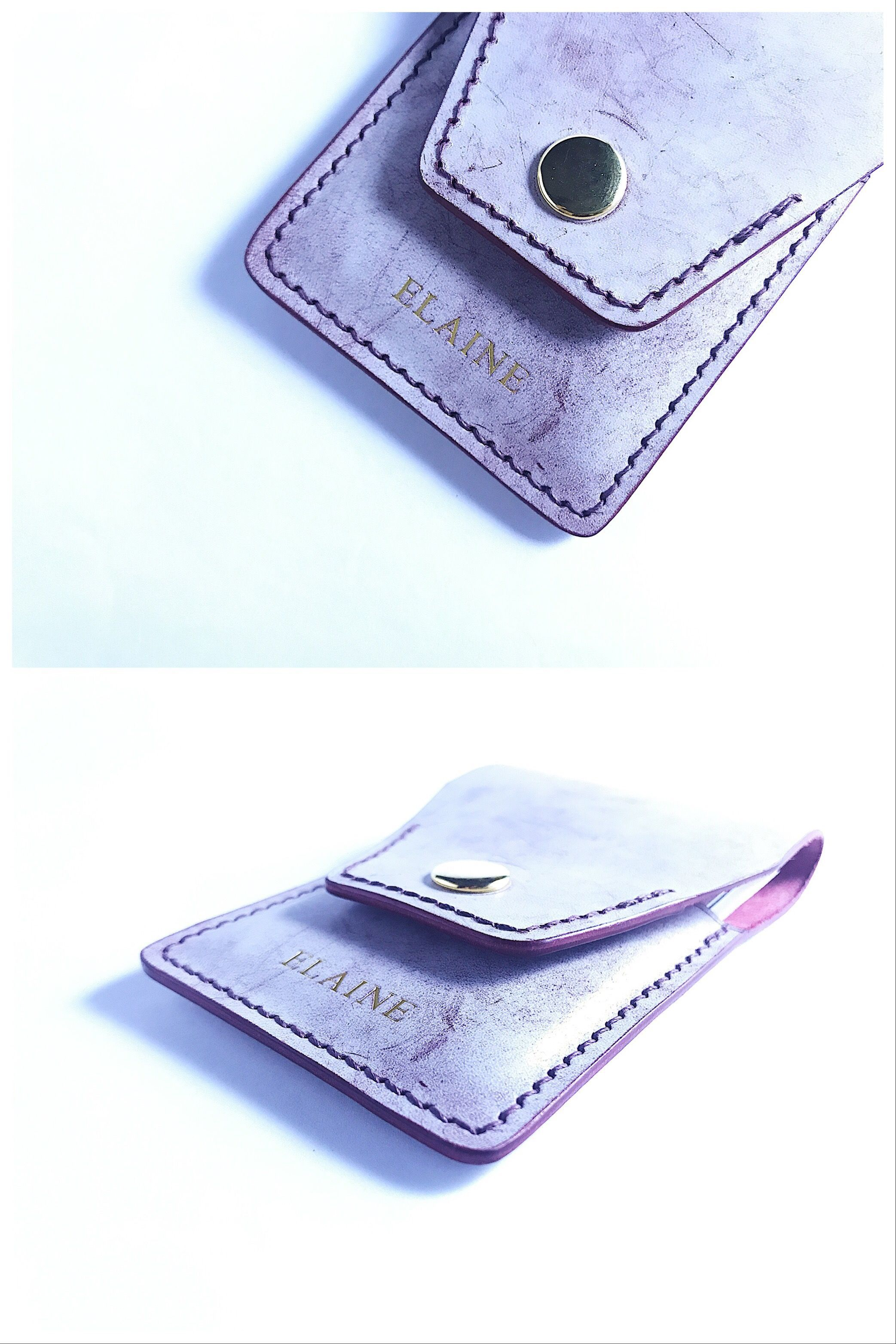 Personalised Business Card Holder For Men And Women Etsy Personalized Business Card Holder Card Holder Leather Business Card Holder Wallet